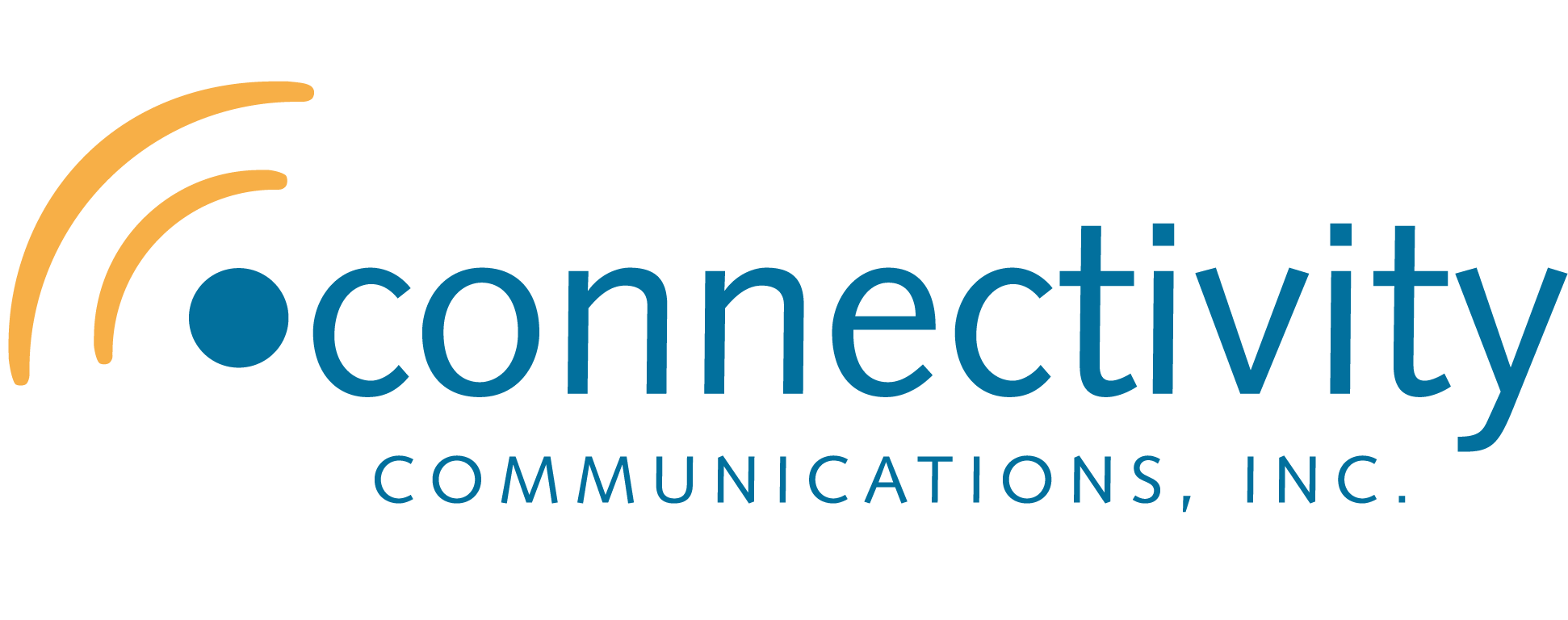 Connectivity logo footer